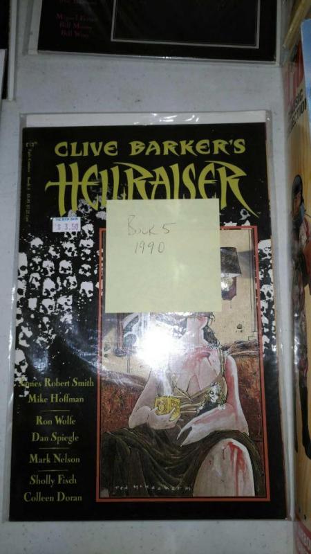Collectible comic book